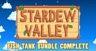 Fish Tank Bundle Completed Stardew Valley