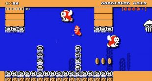 "Super Mario Maker Levels: ""Key Coins in the Fish Tanks"""